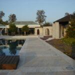 בית פרטי, ישראל. אבן ביר זית, מסמסם
