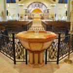 אמבט אבן להטבלה