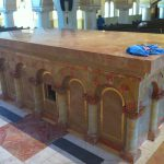 במה מפוסלת, כנסיית סיינט פול
