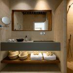 מלון קדמא - חדר רחצה טיפוסי