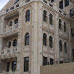 מלון וולדורוף אסטוריה, ירושלים. שחזור חלקים מהחזית הישנה והתאמה לקיים.