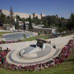 שעון שמש ירושלים, תכנון ולווי האמן מתי גרונברג